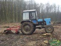 Проводяться роботи з підготовки грунту під лісові культури 2019 року