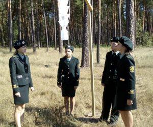 Юні захисники лісу