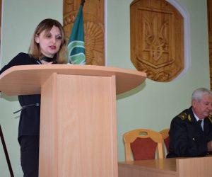 У Сумському ОУЛМГ проаналізували результати правової роботи
