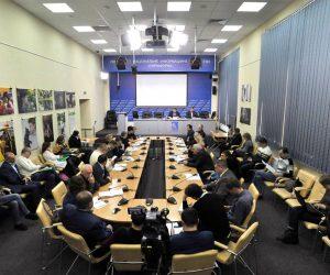 Володимир Бондар представив публічний звіт Держлісагентства за 2018 рік