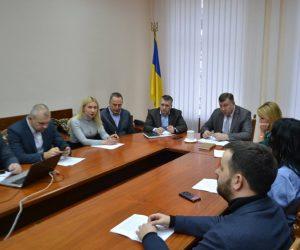 Володимир Бондар зустрівся з представниками Європейської Бізнес Асоціації