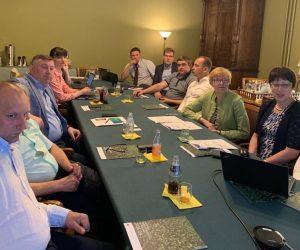 Делегація українських лісівників у Фінляндії провела зустріч з представниками Європейського інституту лісу