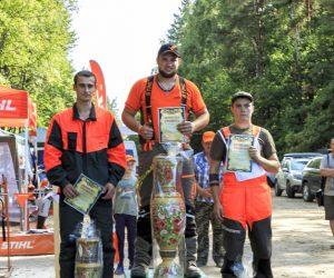 Обласні змагання вальників лісу пройшли у Краснопільському лісгоспі