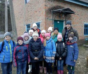 Цікава та пізнавальна зустріч з юними лісівниками