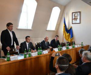 Богдан Боруховський представив нового очільника лісової галузі України