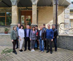 Обласний семінар з питань охорони праці пройшов на базі Конотопського лісгоспу