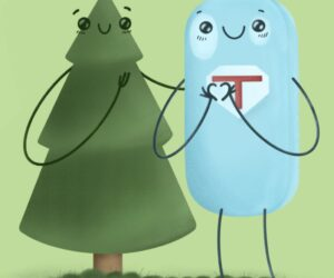"""Висадити ліс і допомогти онкохворим дітям: Міндовкілля спільно з Держлісагентством запустили благодійну акцію на користь підопічних фонду """"Таблеточки"""""""