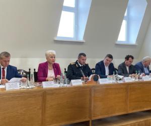 Відбулося чергове засідання розширеної колегії Держлісагентства