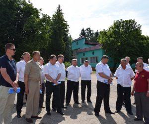 На Сумщині відбулось виїзне засідання колегії управління