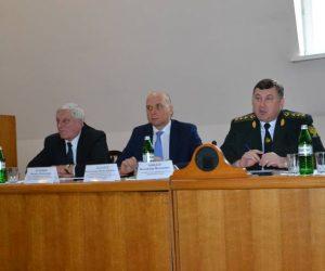 Відбулося засідання колегії Держлісагентства