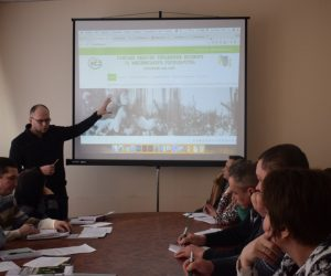 На Сумщині збиралися фахівці лісгоспів по роботі з громадськістю