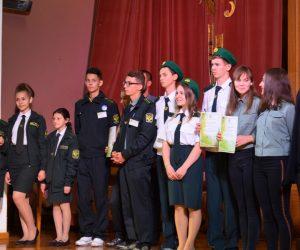 Сумщина приймала юних лісівників з усієї України