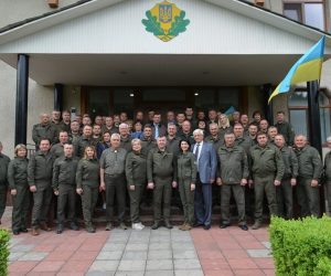 На Кіровоградщині проходить розширене виїзне засідання колегії Держлісагентства