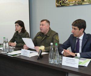 На колегії Держлісагентства наголосили на необхідності законодавчого вирішення проблем лісової галузі