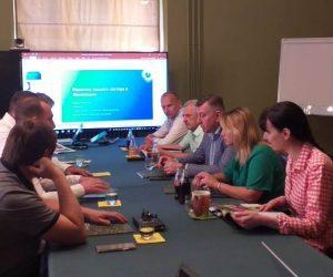 Володимир Бондар обговорив з фінськими колегами питання двостороннього співробітництва