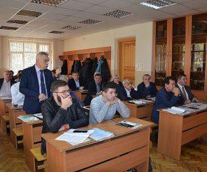Народні депутати України, громадськість та представники деревообробників обговорили питання ринку деревини та реформування лісової галузі