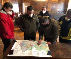 Держлісагентство: Сил та засобів достатньо, щоб гасити лісові пожежі на Житомирщині та запобігати їх розповсюдженню