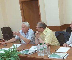 Голова Держлісагентства обговорив з керівництвом Укрдержліспроекту питання проведення Національної інвентаризації лісів