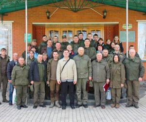 На Сумщині відбувся обласний семінар-навчання з лісогосподарської діяльності