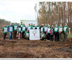 Дякую кожному, хто долучився до весняних заходів зі створення лісу та озеленення територій, – Віктор Чигринець