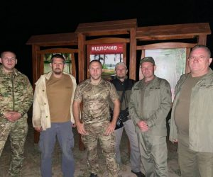 Лебединські лісівники разом із волонтерами та журналістами провели рейд мисливськими угіддями