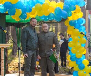 """Нагородження працівників ДП """"Лебединське лісове господарство"""" Почесними грамотами та Подяками"""
